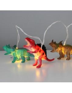 Veilleuses,Guirlande Lumineuse Dinosaures