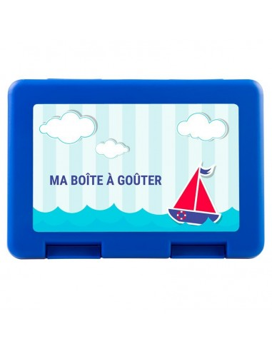 Boite a Gouter,Boîte à Goûter Voilier