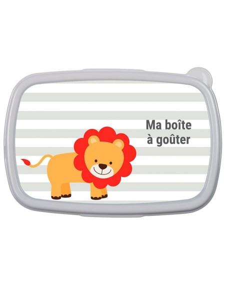 Boite a Gouter,Boîte à Goûter Lion