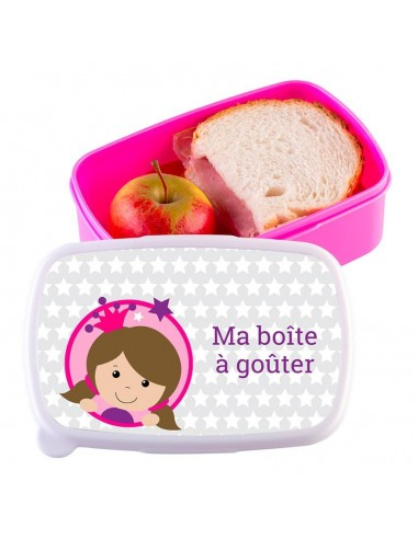 Boite a Gouter,Boîte à Goûter Princesse