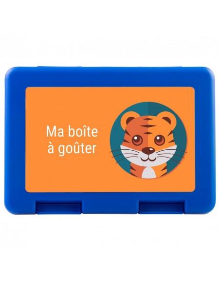 Boite a Gouter,Boîte à Goûter Tigre