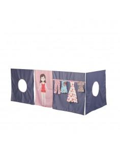 cabane en carton maison pour enfant cabane pour enfants. Black Bedroom Furniture Sets. Home Design Ideas