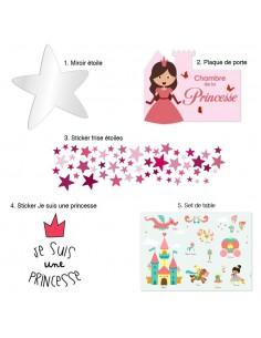 Kit Déco : Princesse...