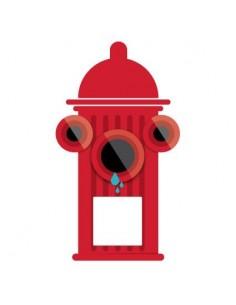 Stickers Prise,sticker prise ou interrupteur: bouche d'incendie