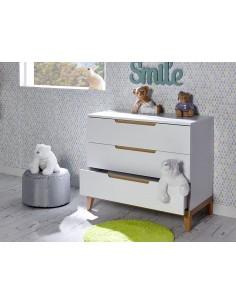 Table de chevet & Commode,Commode pour chambre d'enfants: