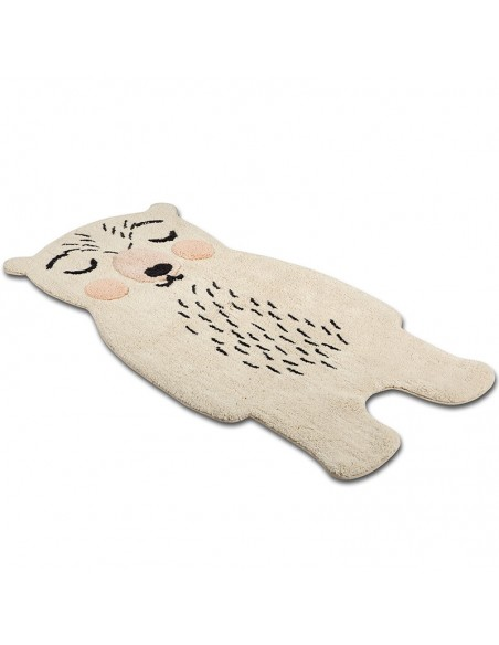 Tapis animaux,Tapis enfant ours: ODINO