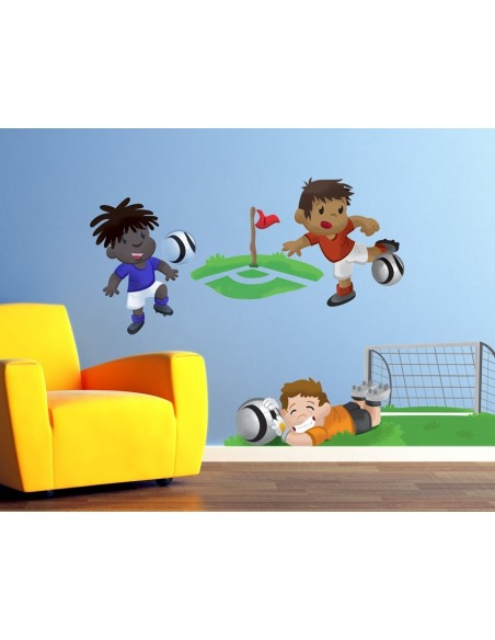 Stickers Sport,Stickers enfant: But Foot