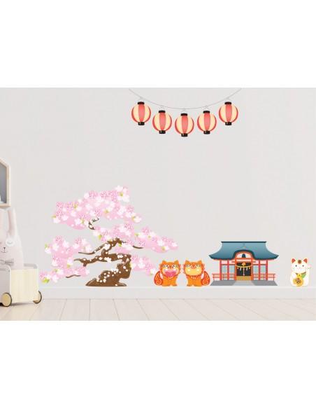 Tous nos produits,Pack Stickers Japon