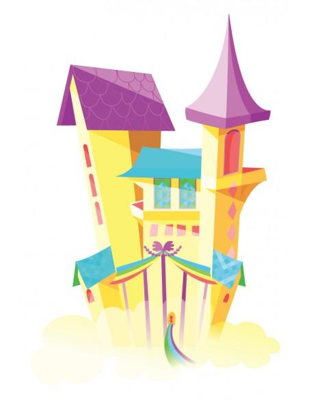 Kit Deco Promo,Kit Stickers Enfant: Licorne Féérie