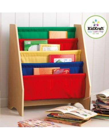 Bibliothèques & Casiers,Bibliothèque enfant colorée