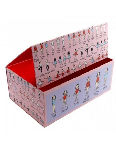 Boîtes & Paniers de rangement,Boîte de rangement Danseuses