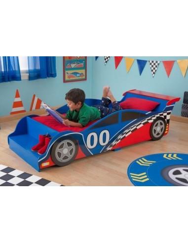 Lits Juniors,Lit voiture de course pour enfant