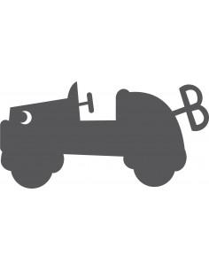 Stickers Robot,Sticker Ardoise: Voiture Robot