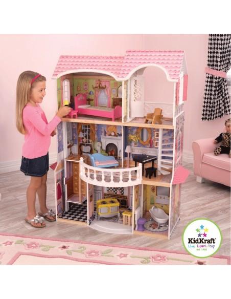 Maison de poupée,Maison de poupée: Manoir Magnolia