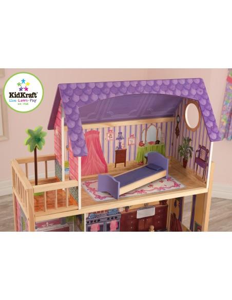 Maison de poupée,Maison de poupée Kayla