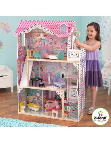 Maison de poupée,Maison de poupée Annabelle