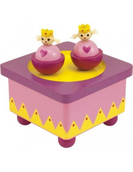 Boîte à Musique & Bijoux,Boîte à musique: princesses