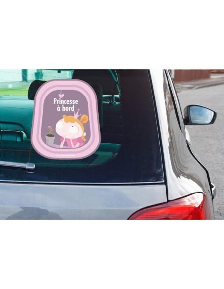 Stickers Bébé à Bord,Bébé à bord Princesse