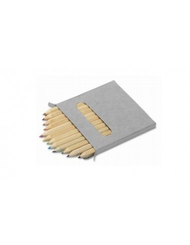 Accessoires,Crayons de couleur (x12)