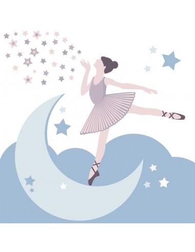 Tableaux Décoratifs,Tableau: Danseuse étoile