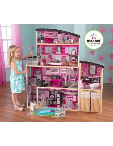 Maison de poupée,Maison de poupée Sparkle