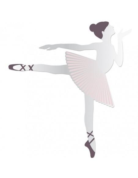 Miroir enfant,Miroir Fille: Danseuse