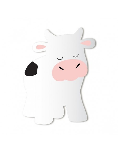 Miroir enfant,Miroir enfant: Vache