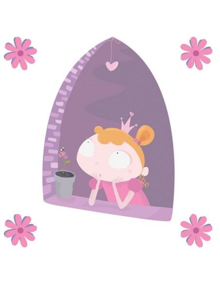 Interrupteur décoré,Interrupteur décoré: Princesse