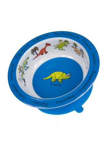 Vaisselle,Bol ventouse: Dinosaures