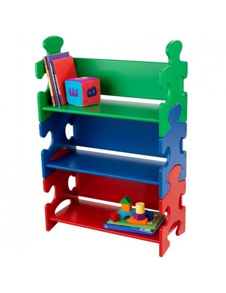 Bibliothèques & Casiers,Bibliothèque enfant puzzle