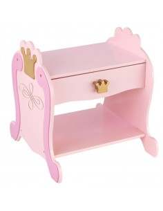 Table de chevet & Commode,Table de chevet: Princesse