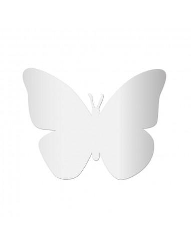 Miroir enfant,Miroir enfant: Papillon de face