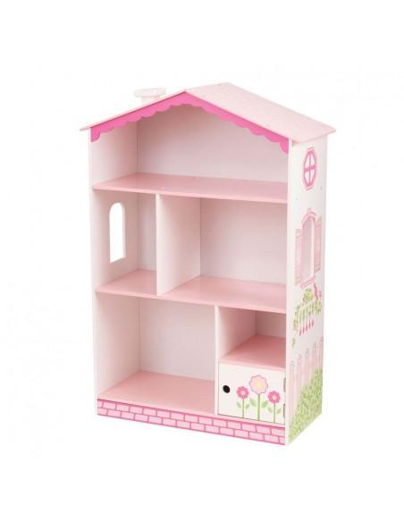 Bibliothèques & Casiers,Bibliothèque enfant maison de poupée