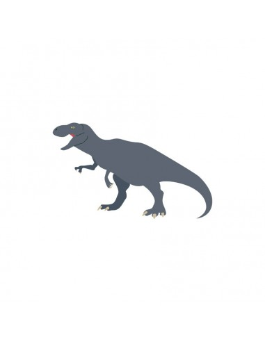 Stickers Dinosaures,Sticker enfant: Tyrannosaure
