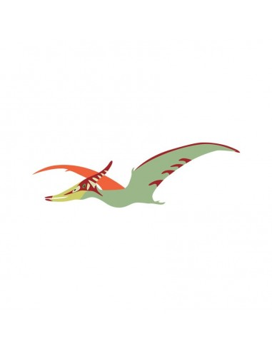 Stickers Dinosaures,Sticker dinosaure: Ptéranodon
