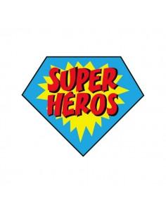 Stickers Espace,Sticker Super Héros