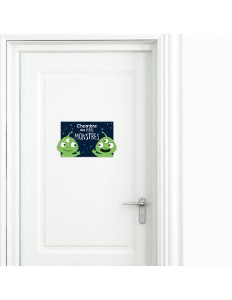 Plaques de porte,Plaque de porte: Monstres