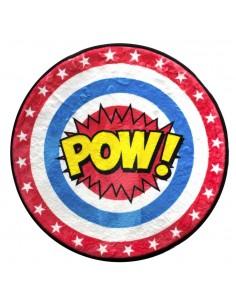 Tapis à thème,Tapis Enfant: Comics POW