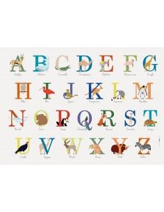 Set De Table Enfant : ABC...
