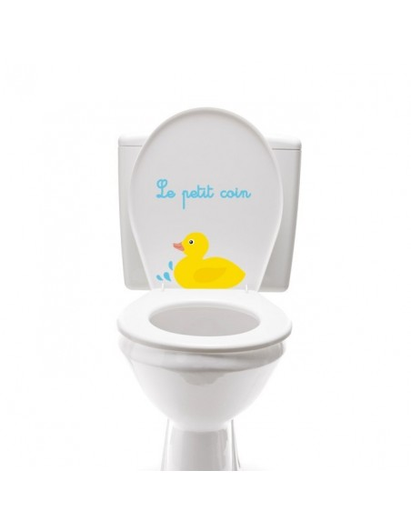 Stickers WC,Sticker WC: Le petit Coin