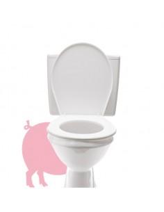 Stickers WC,Sticker WC: Cochon