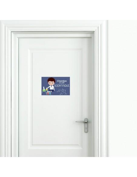 Plaques de porte,Plaque de porte: Scientifique