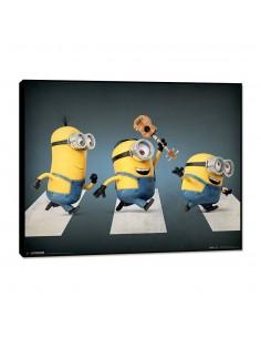 Tableaux des Minions,Tableau Minions: Abbey Road