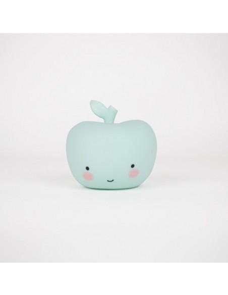 Veilleuses,Veilleuse enfant: Pomme Verte Menthe