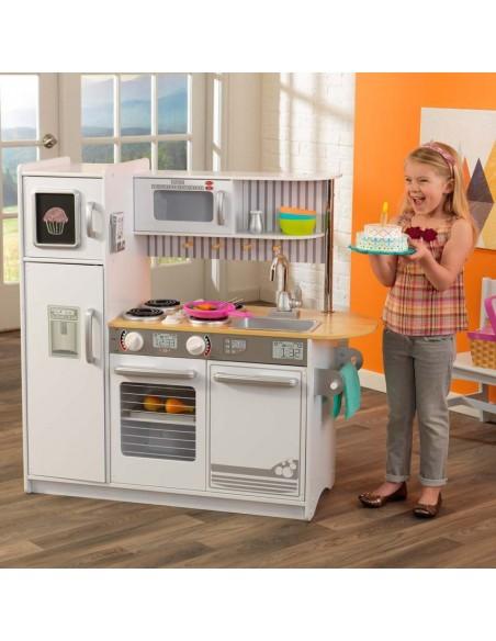 Cuisine & Dînette,Cuisine Enfant: Uptown blanche