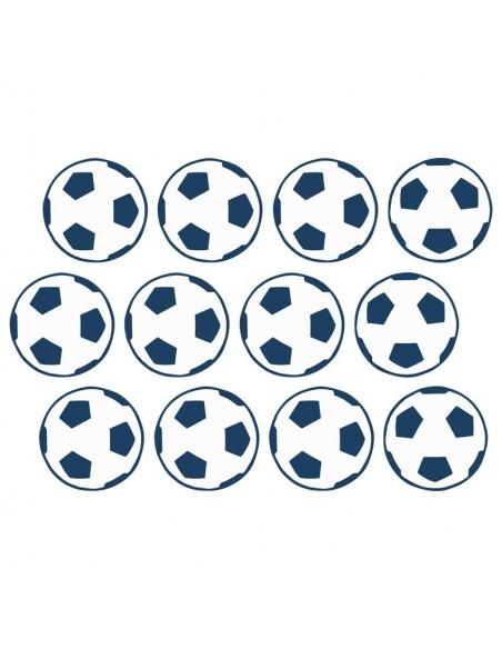 Stickers Sport,Stickers frise: Ballons de foot