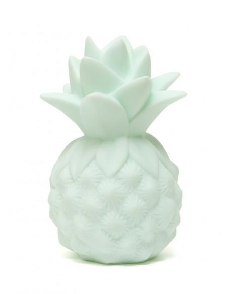 Veilleuses,Veilleuse ananas verte menthe