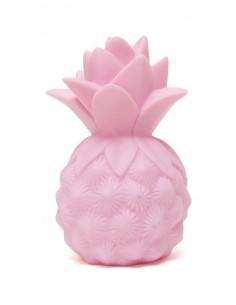 Veilleuses,Veilleuse ananas rose