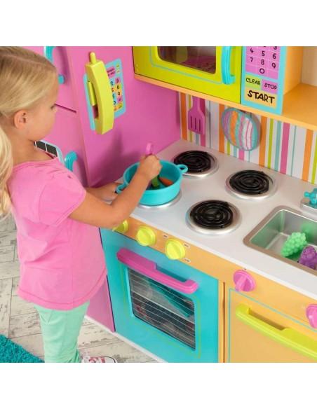 Cuisine & Dînette,Grande Cuisine Enfant: Multicolore