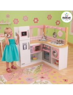 Cuisine & Dînette,Grande Cuisine Enfant d'angle: Gourmet Corner